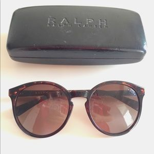 Ralph Lauren Sunglasses, tortoise shell